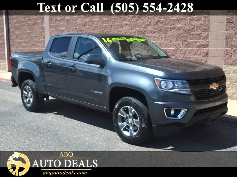 2016 Chevrolet Colorado Z71 4WD