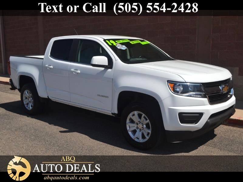 2019 Chevrolet Colorado LT Crew Cab 2WD Short Box