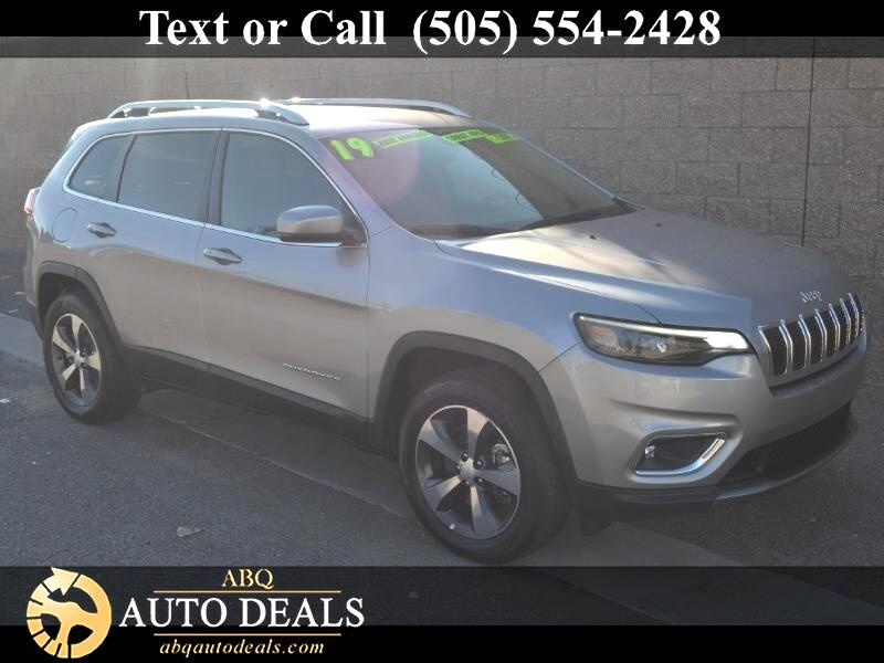 Jeep Cherokee Limited 4WD 2019