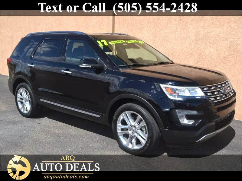 Ford Explorer Limited 4WD 2017