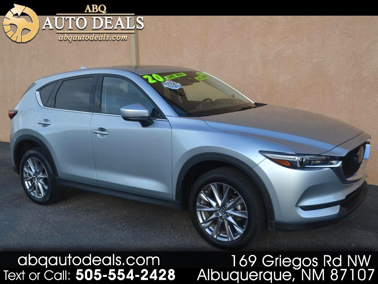 Mazda CX-5 Grand Touring FWD 2020