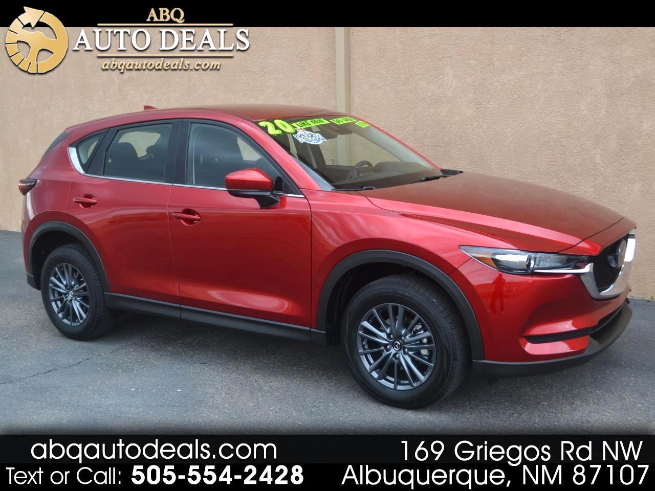 Mazda CX-5 Sport FWD 2020