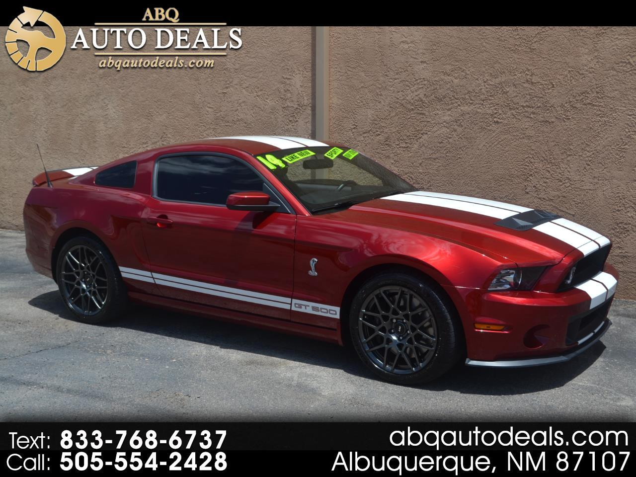 Ford Mustang 2dr Cpe Shelby GT500 2014