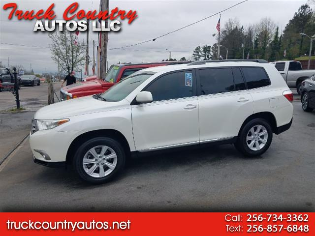 2013 Toyota Highlander 4dr V6 Limited w/3rd Row (Natl)
