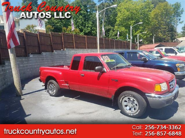 2003 Ford Ranger XLT SuperCab 4.0 Flareside w/Appearance 2WD