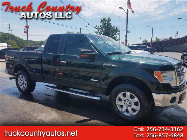2013 Ford F-150 SUPER CAB