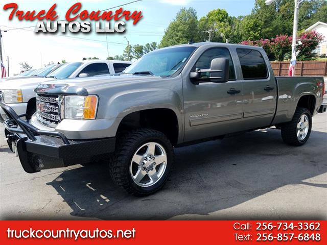 2012 GMC Sierra 2500HD 2500 SLE
