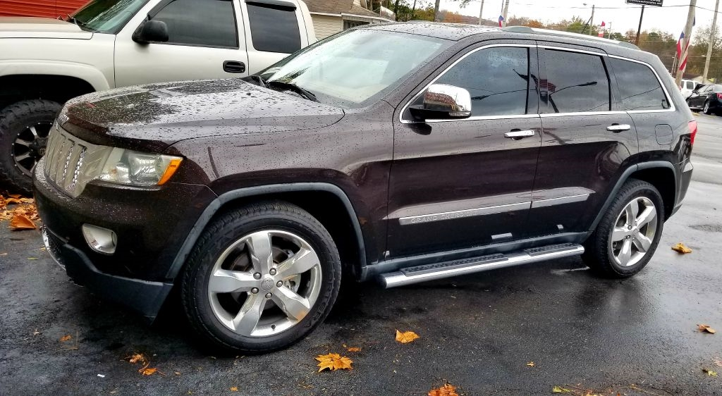 2011 Jeep Grand Cherokee RWD 4dr Overland Summit