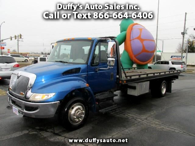2008 International 4300 Conventional Cab