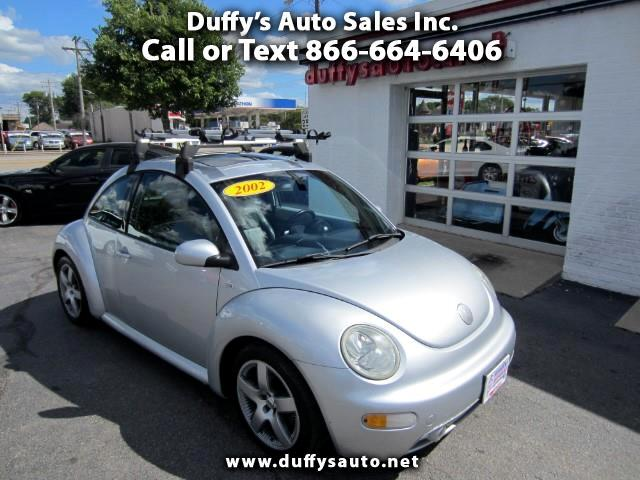 2002 Volkswagen New Beetle GLS Sport
