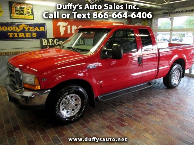 2001 Ford F-250 SD XLT SuperCab 6.5ft Box 2WD