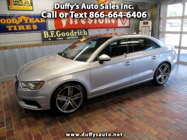 2016 Audi A3 2.0T Premium Plus Sedan quattro S tronic