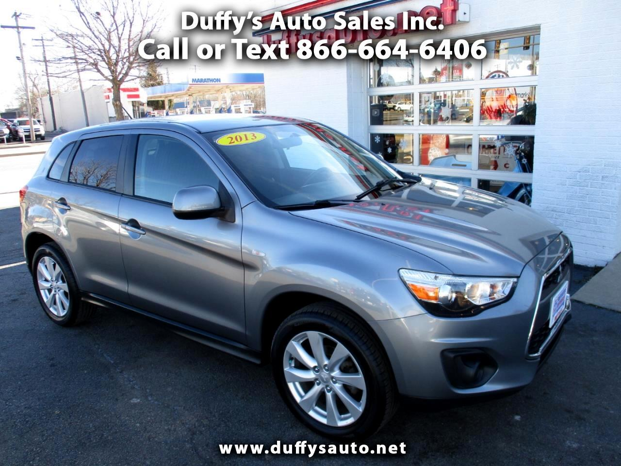 Used Cars For Sale Ottawa Il 61350 Duffys Auto Sales Inc 03 F250 V10 Fuel Filter 2013 Mitsubishi Outlander Sport Awd 4dr Cvt Es