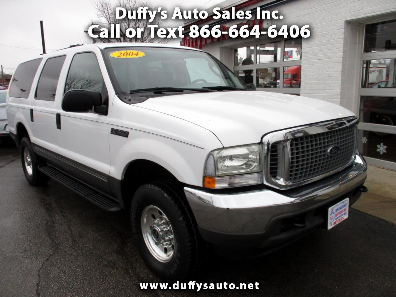 2004 Ford Excursion XLT 5.4 Liter V8 4WD