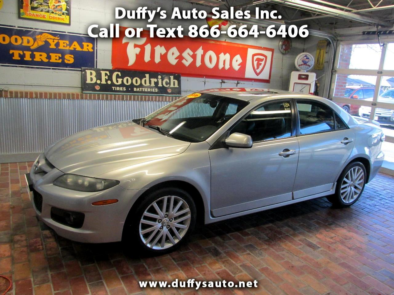 2006 Mazda MAZDA6 Grand Touring ALL WHEEL DRIVE