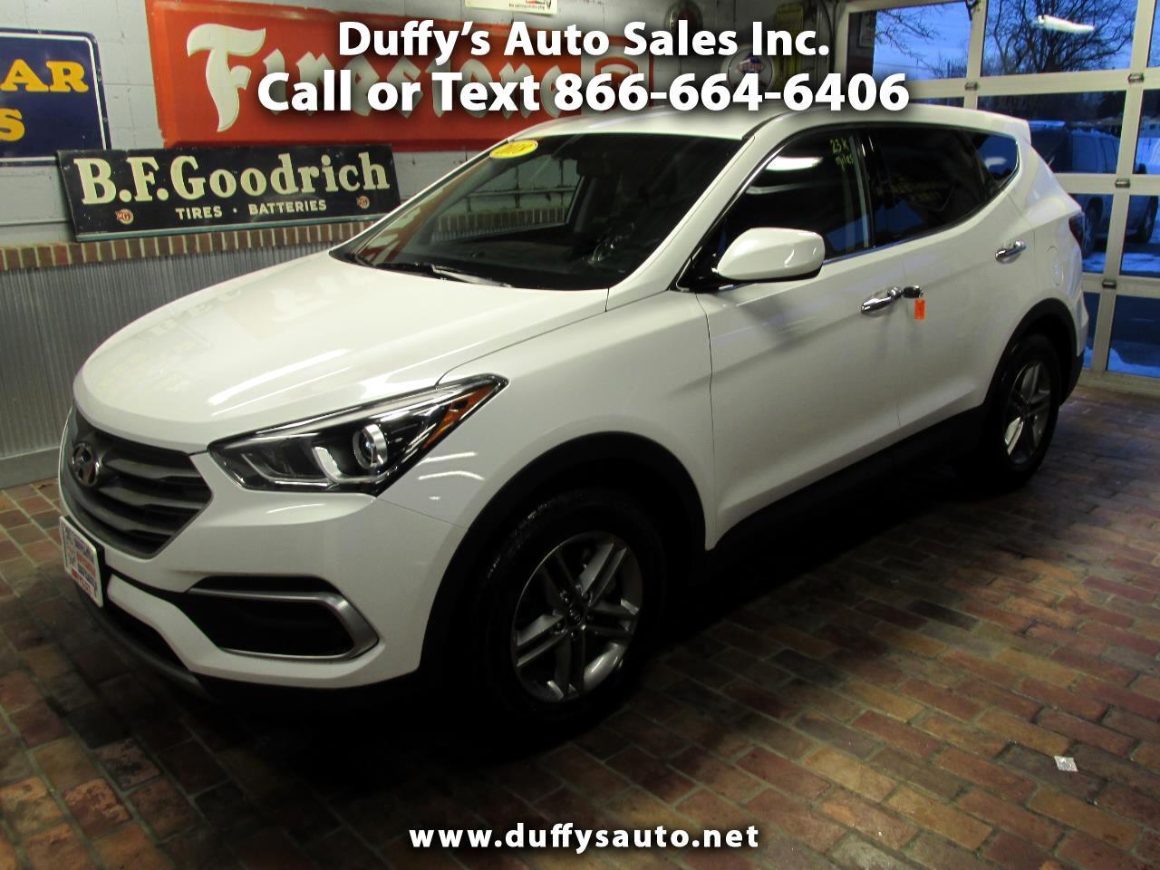 2018 Hyundai Santa Fe Sport 2.4L Sport