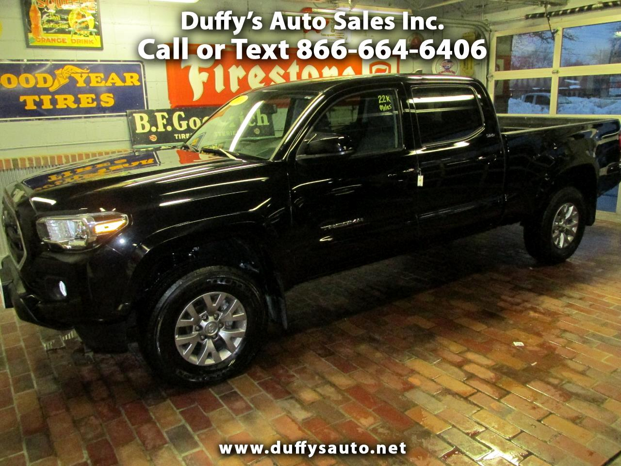 2018 Toyota Tacoma SR5 CrewCab Long Bed V6 4WD