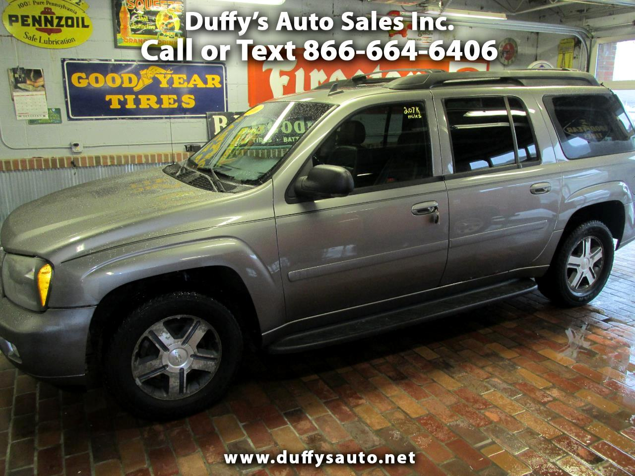 2006 Chevrolet TrailBlazer 4dr 4WD EXT LT
