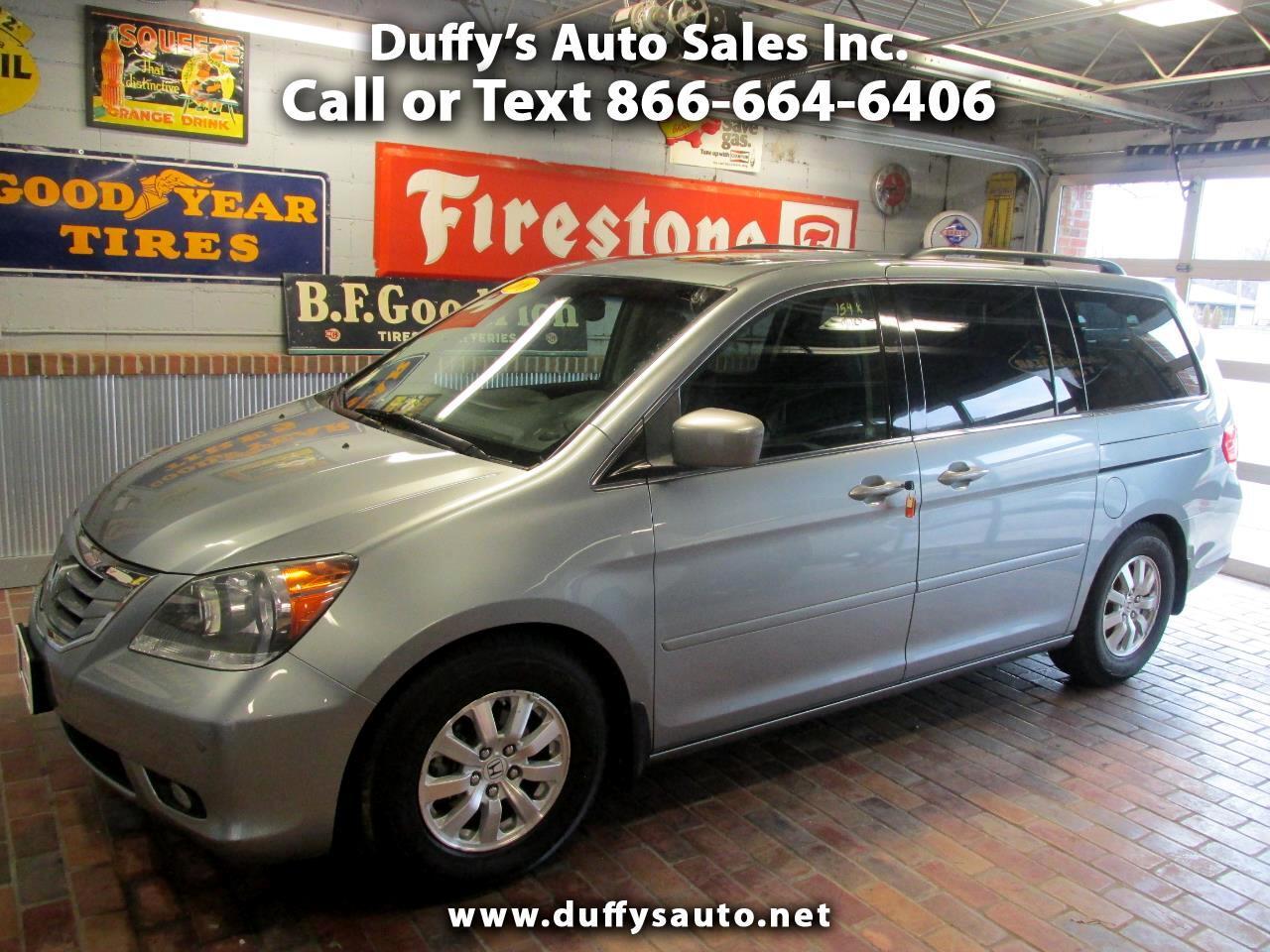2008 Honda Odyssey 5dr Touring w/PAX