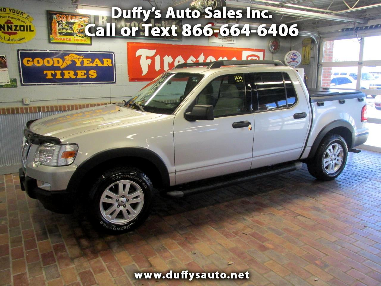 2008 Ford Explorer Sport Trac 4WD 4dr V6 XLT