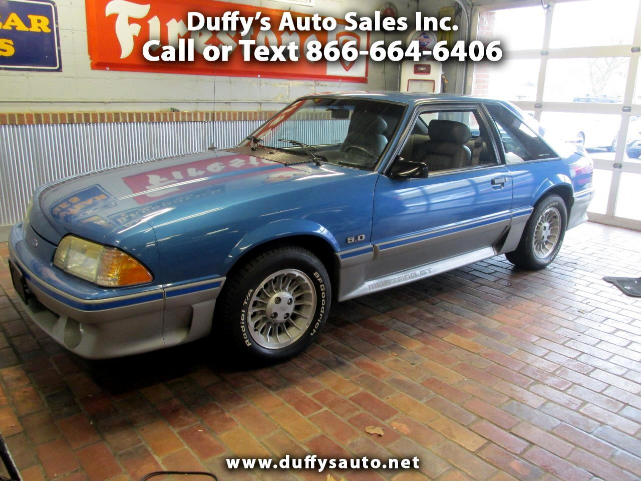 1989 Ford Mustang 2dr Hatchback GT