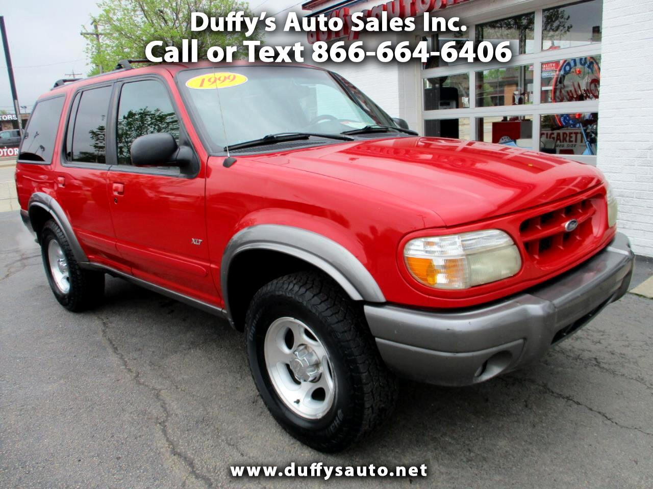 Used 1999 Ford Explorer 4dr 112 Quot Wb Xlt 4wd For Sale In