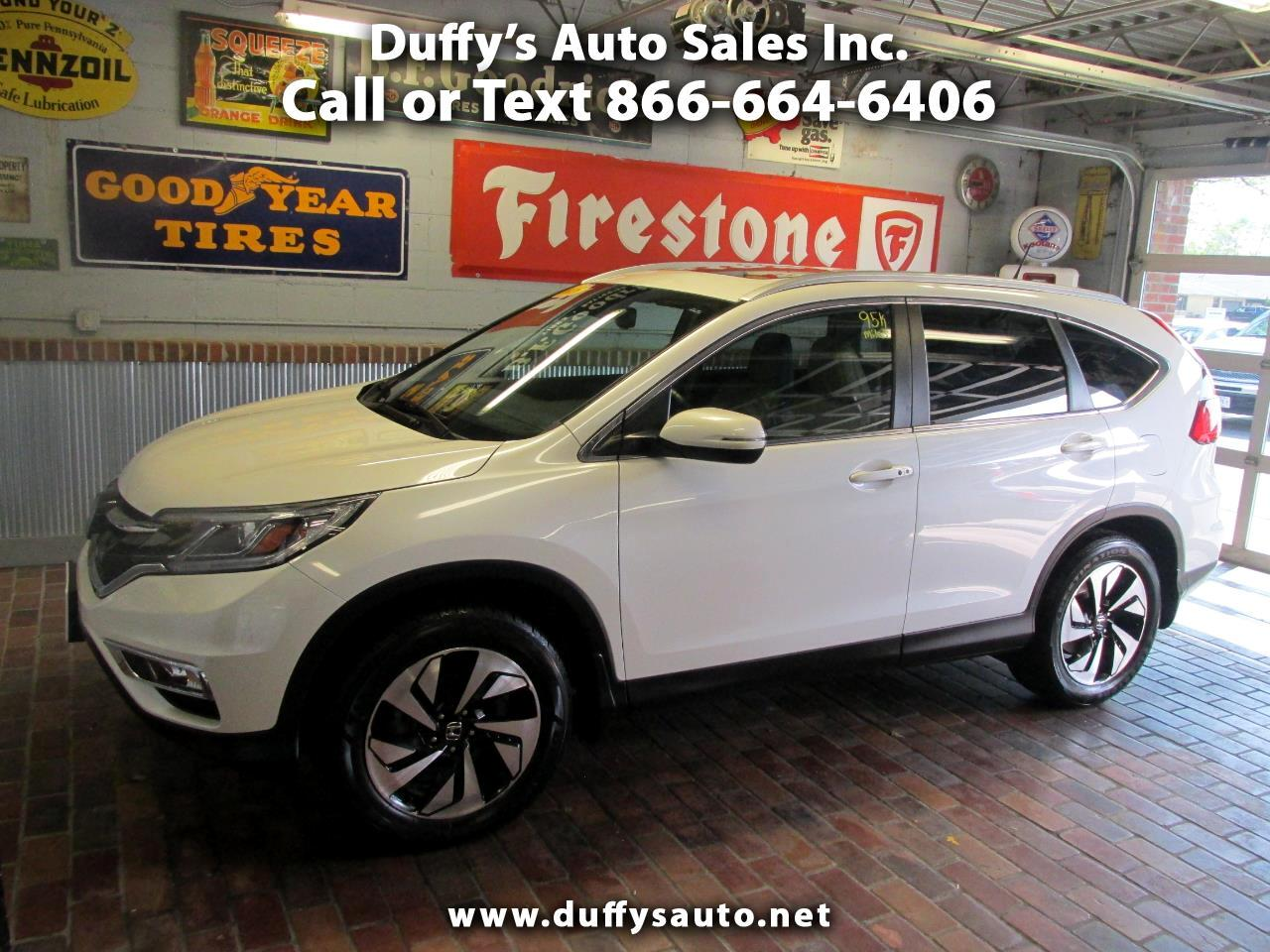 Honda CR-V AWD 5dr Touring 2015