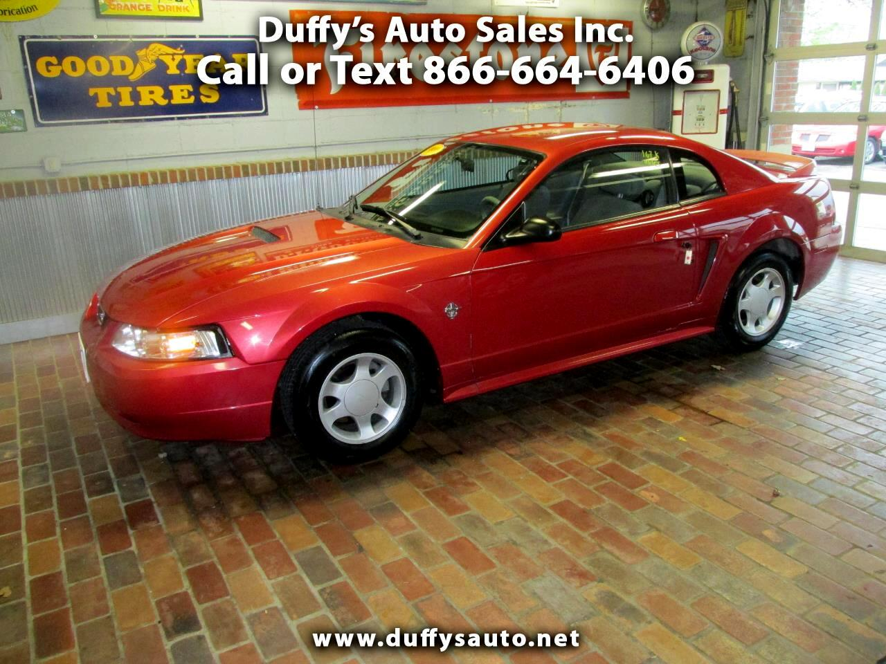 1999 Ford Mustang 2dr Cpe