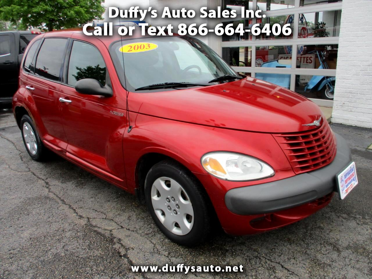 2003 Chrysler PT Cruiser 4dr Wgn