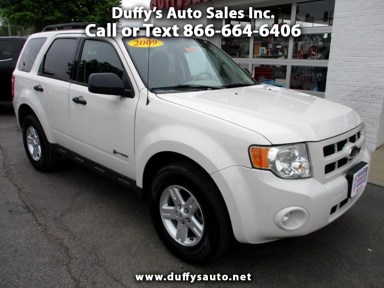2009 Ford Escape FWD 4dr I4 CVT Hybrid