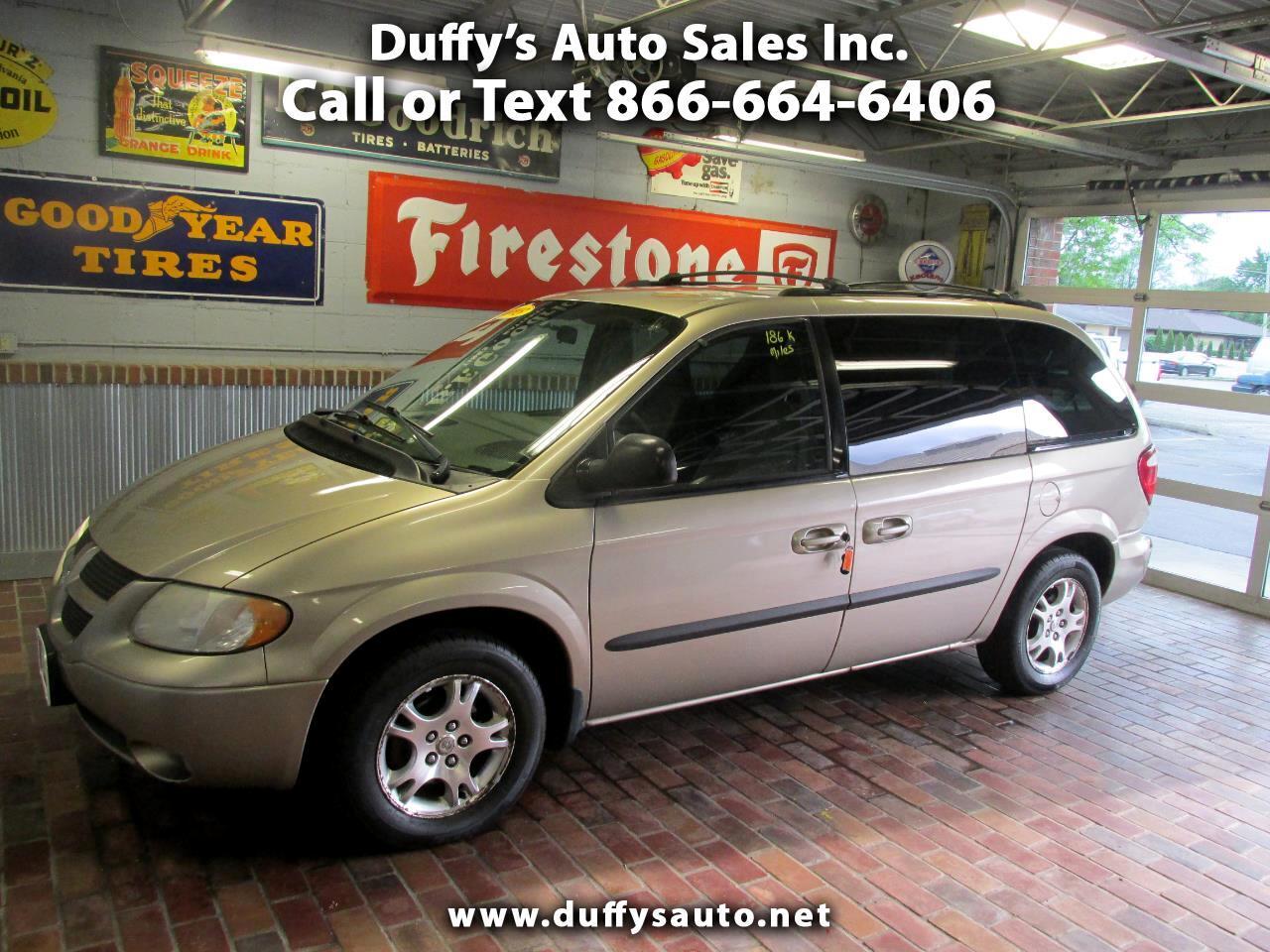 2003 Dodge Caravan 4dr Sport 113