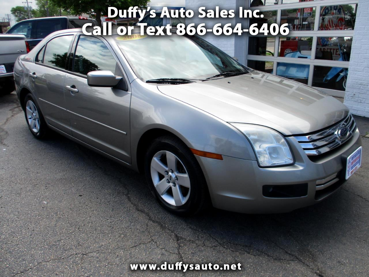 2008 Ford Fusion 4dr Sdn V6 SE FWD