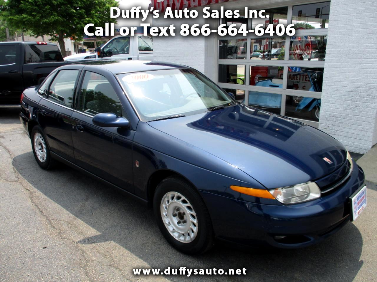 2000 Saturn LS LS2 Auto