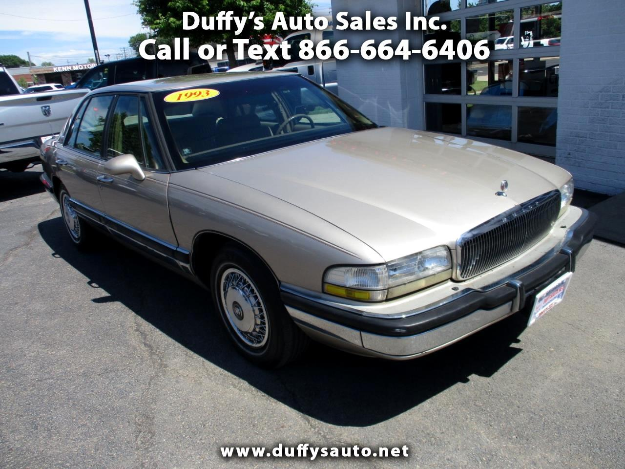 1993 Buick Park Avenue 4dr Sedan