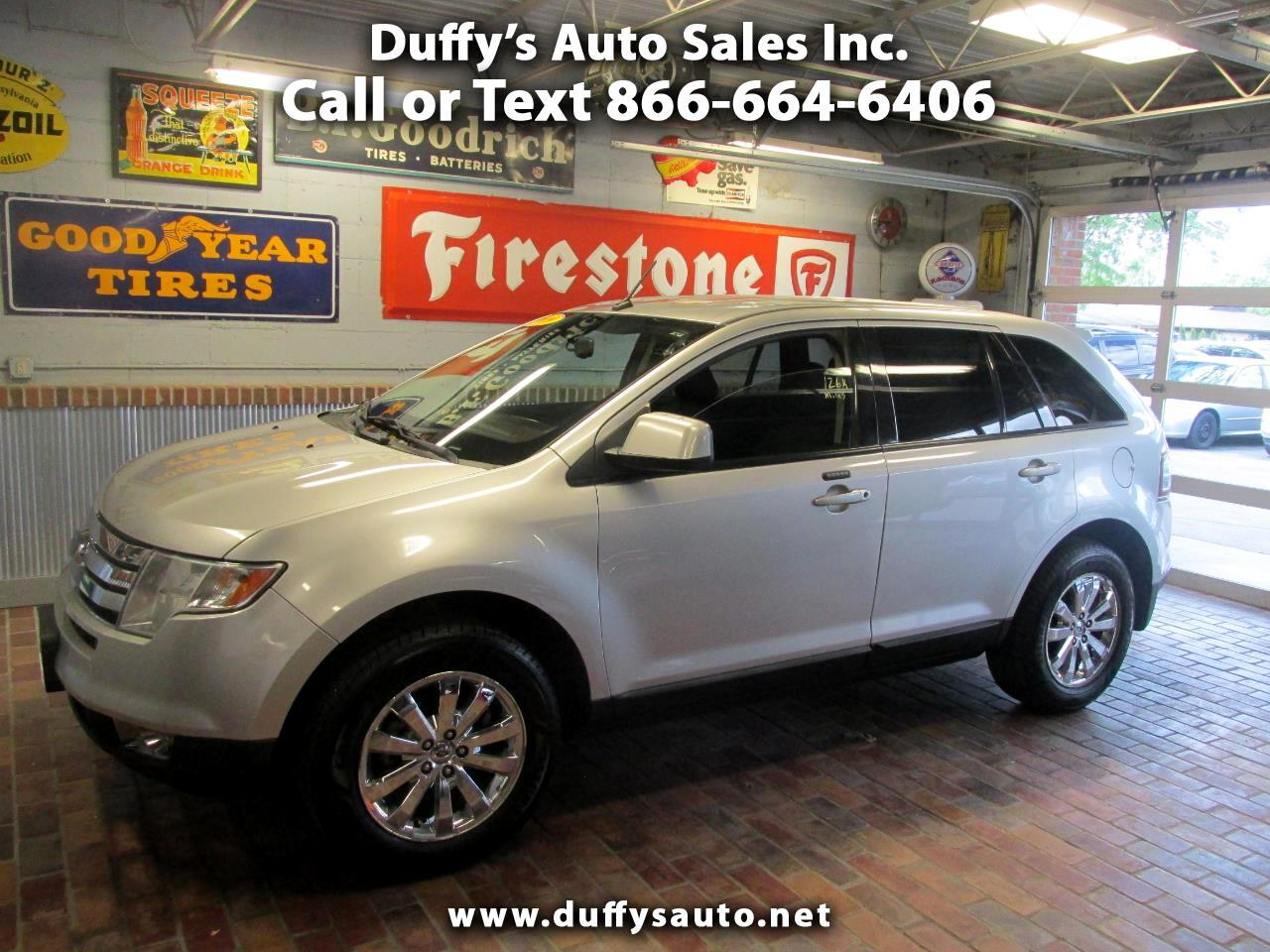 2009 Ford Edge 4dr SEL FWD