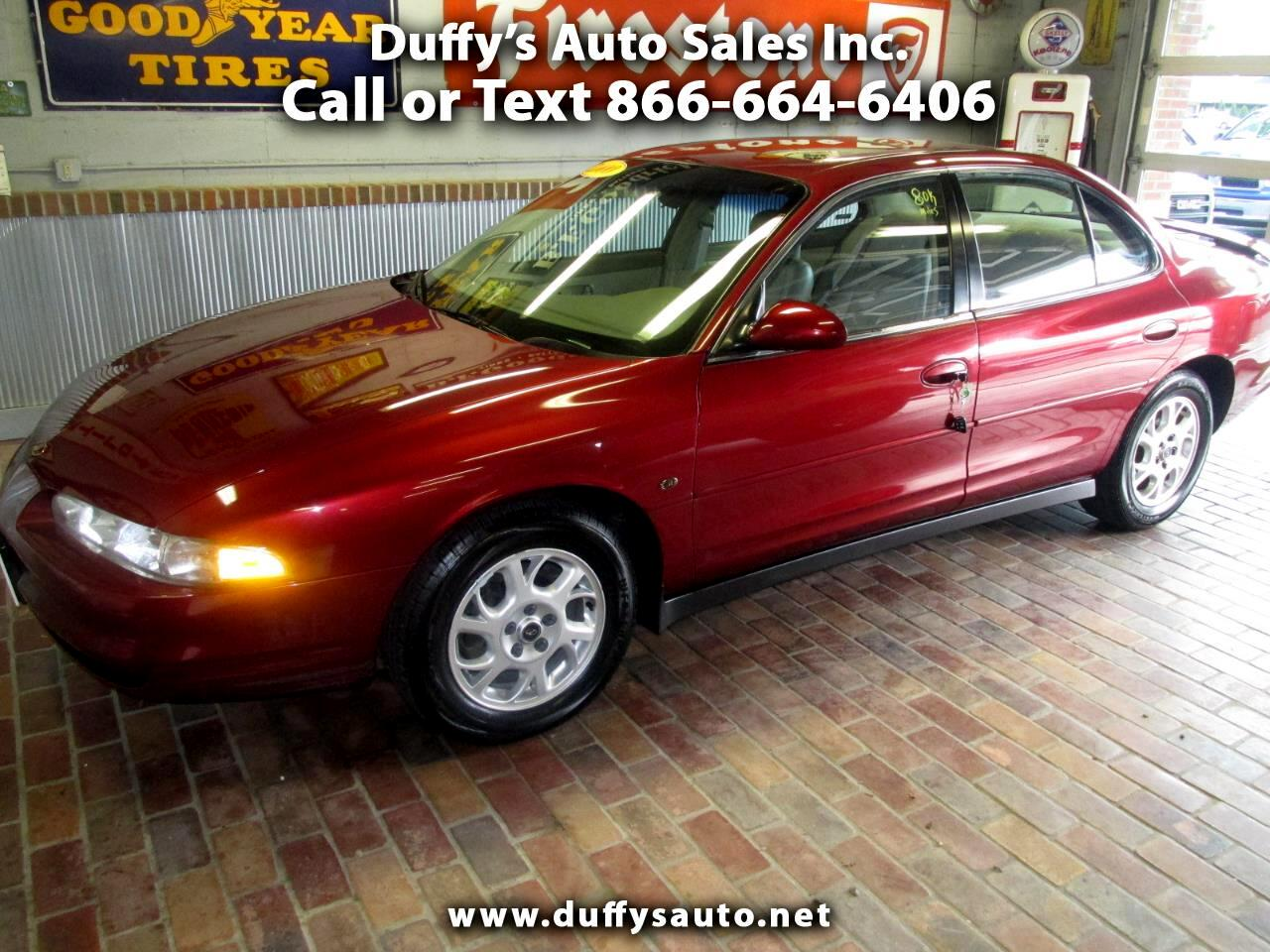 2000 Oldsmobile Intrigue 4dr Sdn GL