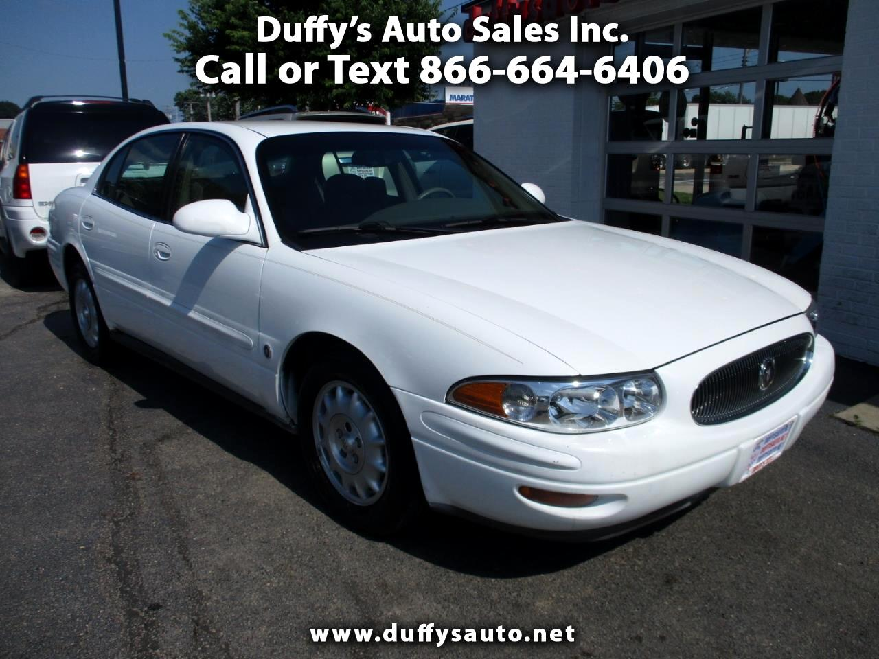 2000 Buick LeSabre 4dr Sdn Limited