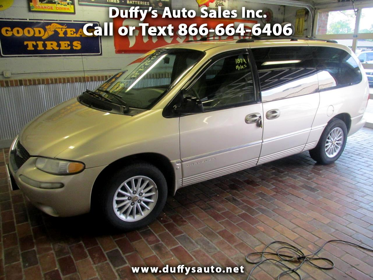 Chrysler Town & Country 4dr LXi FWD 2000