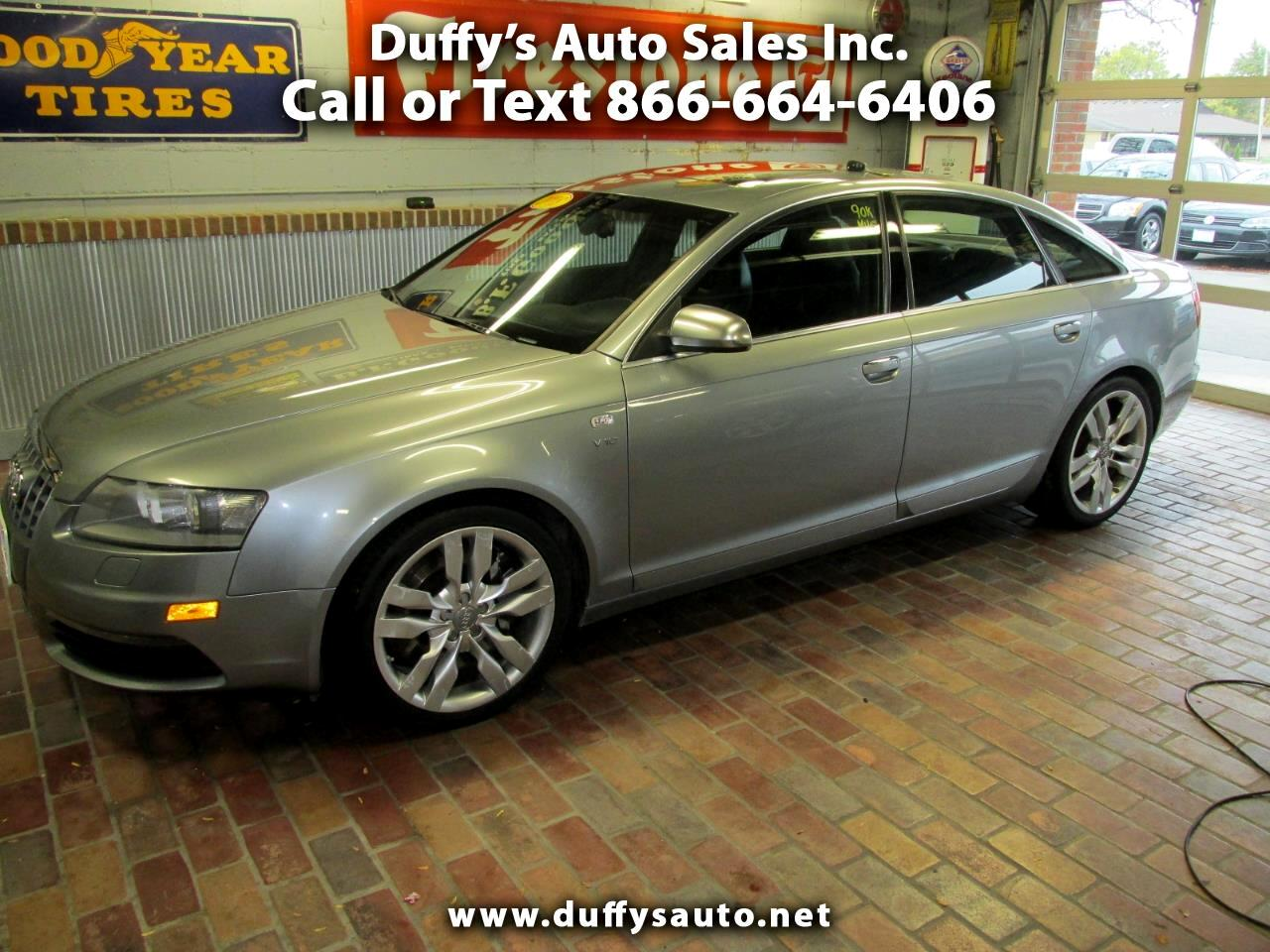 Audi S6 4dr Sdn 2008