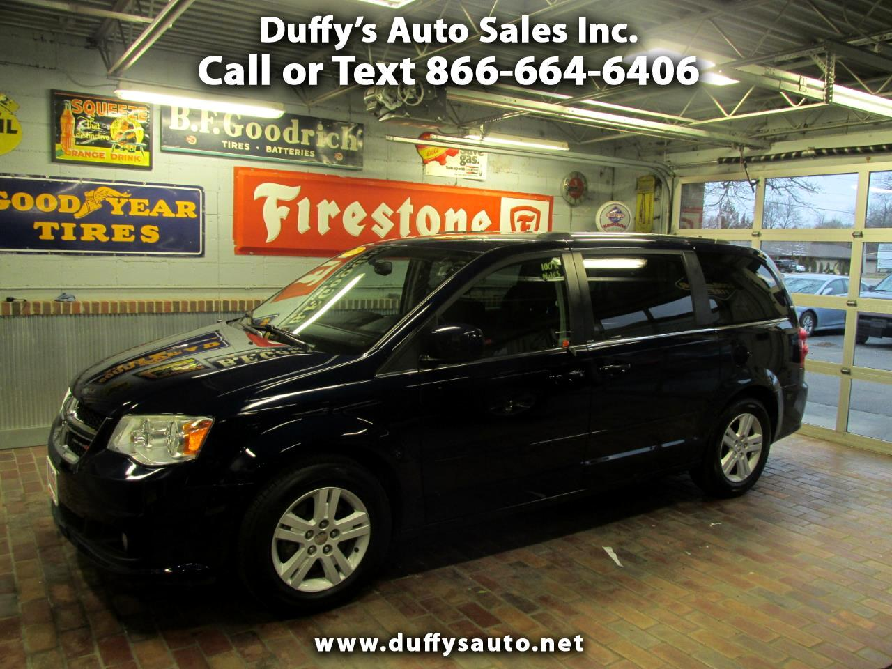 Dodge Grand Caravan 4dr Wgn Crew 2013