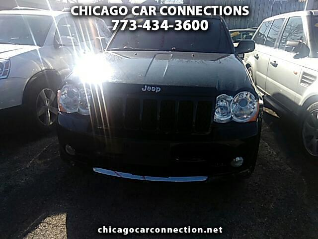 2008 Jeep Grand Cherokee SRT-8 SRT-8