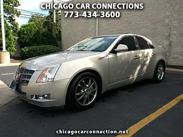 2009 Cadillac CTS 3.6 Luxury AWD