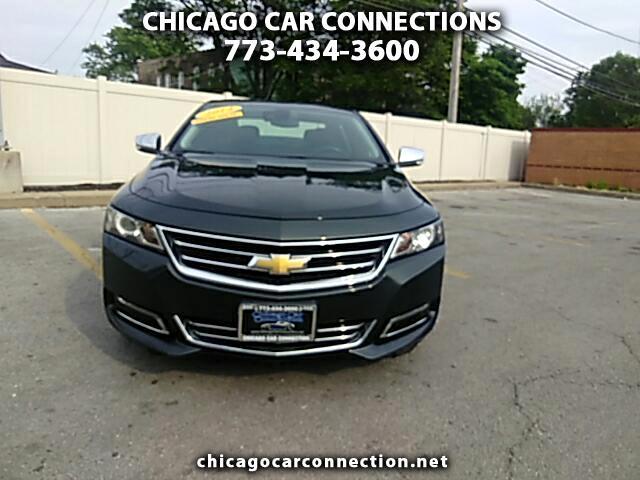 2014 Chevrolet Impala 4dr Sdn LTZ w/2LZ