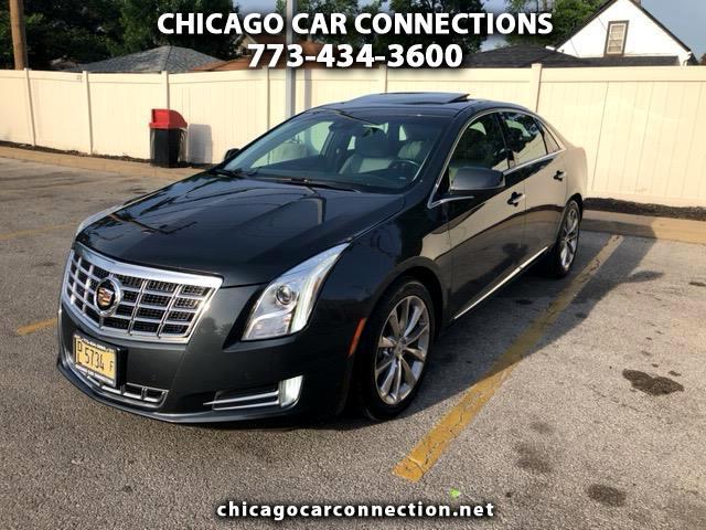 2013 Cadillac XTS 4dr Sdn Luxury AWD