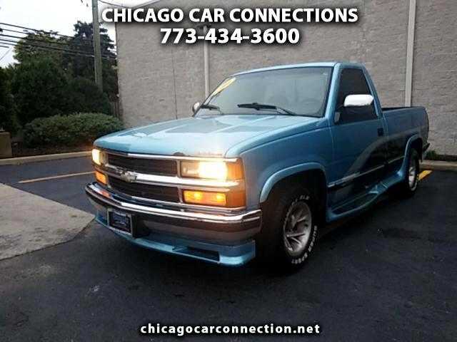 1994 Chevrolet 1500 Reg Cab 131.5