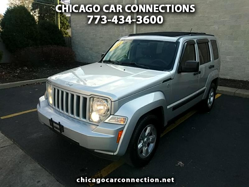 Jeep Liberty 4dr Limited 4WD 2010