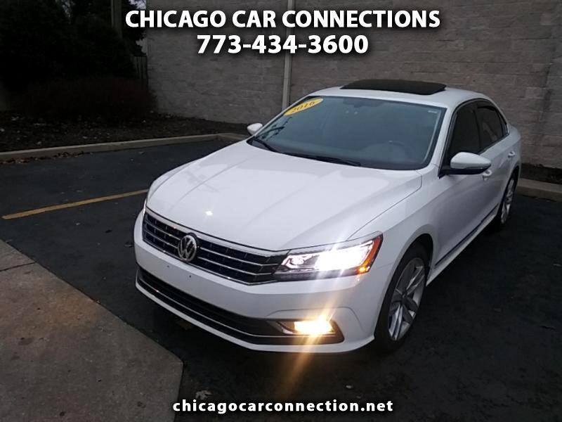 Volkswagen Passat SEL Premium 2016