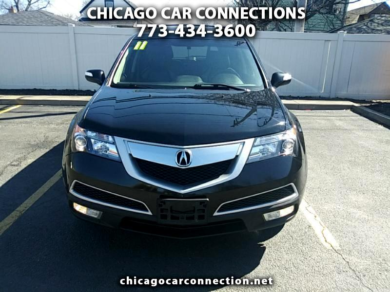 2011 Acura MDX 9-Spd AT SH-AWD w/Advance Package