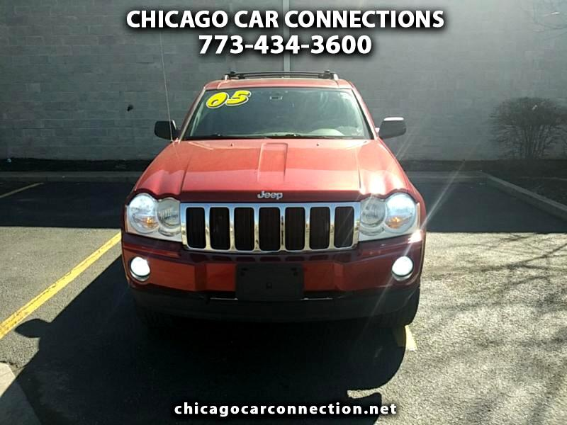 Jeep Grand Cherokee 4dr Limited 4WD 2005