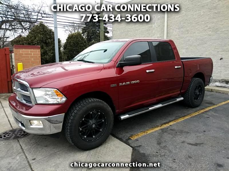 "2012 RAM 1500 2WD Crew Cab 140.5"" Big Horn"